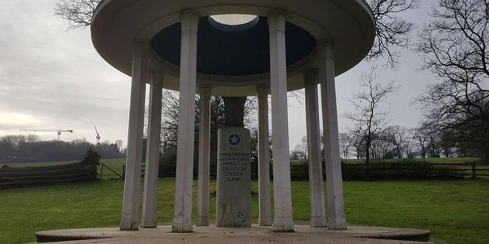 The Magna Carta - Hiking Adventure
