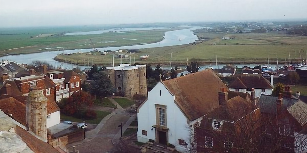 A hike to the Sea! - Rye and Winchelsea Circular