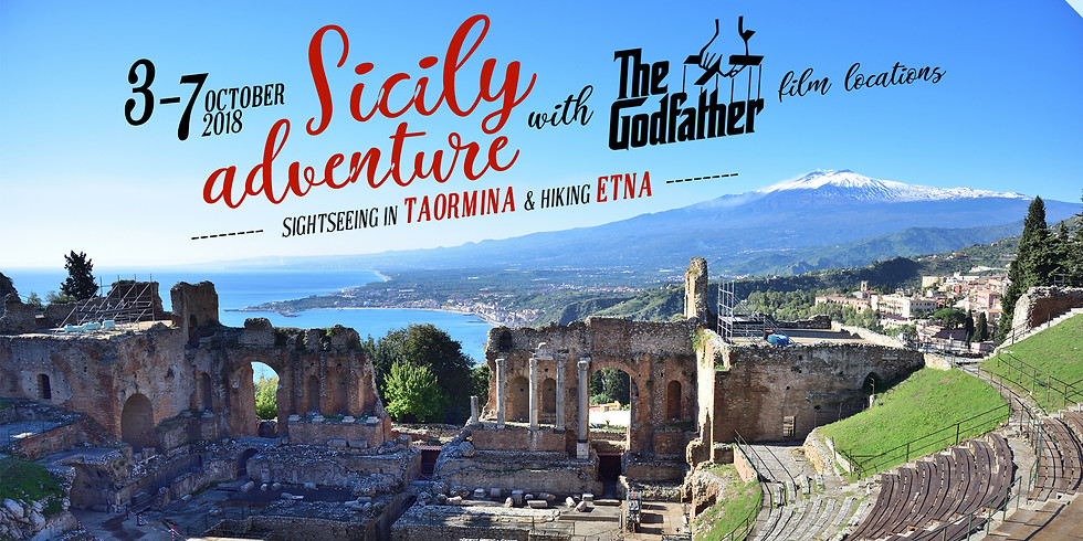 Sicily Adventure – Hiking Etna, Sightseeing In Taormina & The Godfather