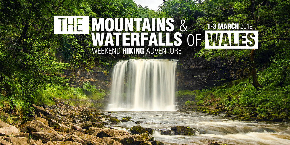 The Mountains & Waterfalls of Wales - Weekend Hiking Adventure