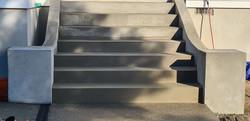 solid steps