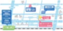 しゅうニャンフェス2019エリアマップ