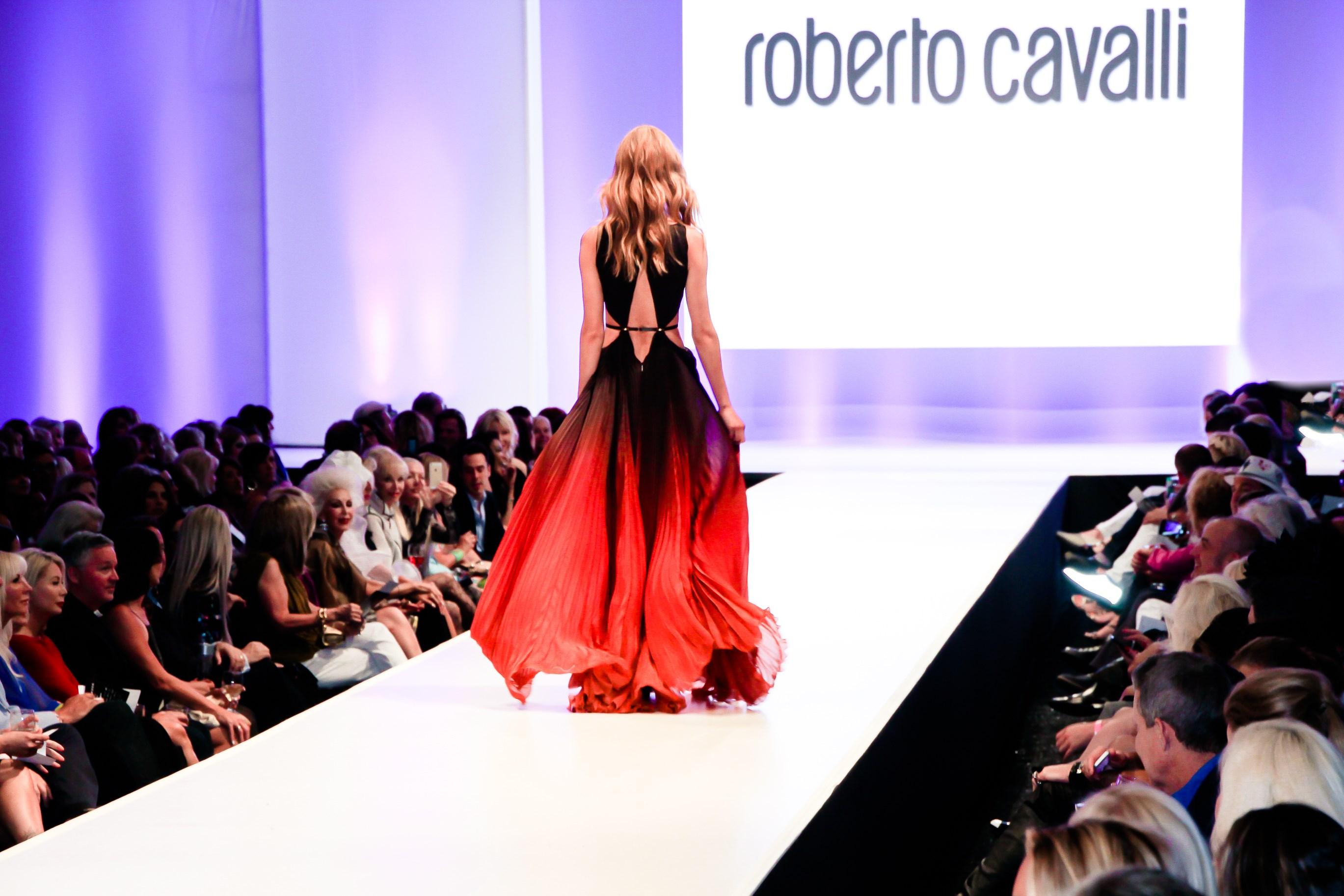 Fashion Week Roberto Cavaill 33036