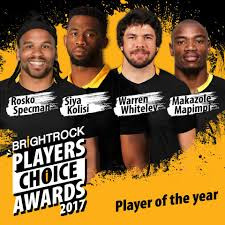 BrightRock Players Choice Awards 2017