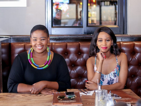 Power Lunch With Cheryl Hlabane