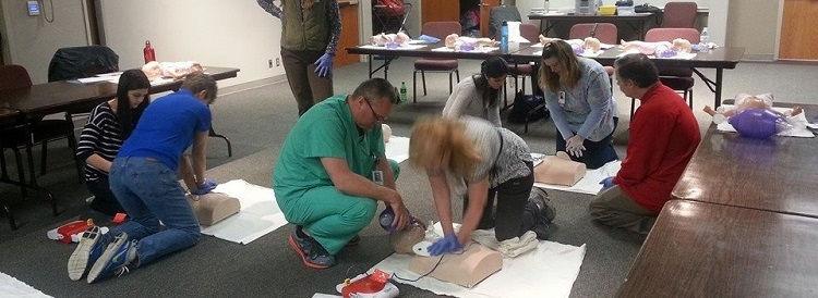 CPR/BLS
