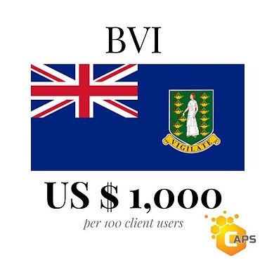 CAPS BVI