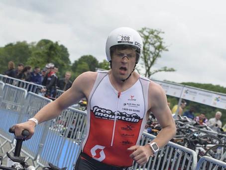 Triathlon de Belfort - 3. Platz