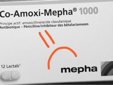Antibiotika anstatt Vorbereitungswettkämpfe