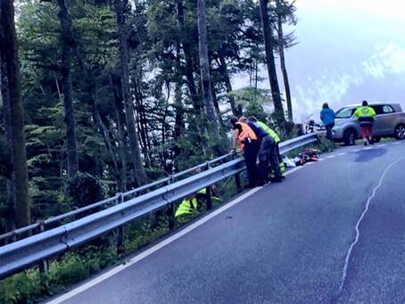 Inferno Triathlon 2015 - Spital anstatt Schilthorn