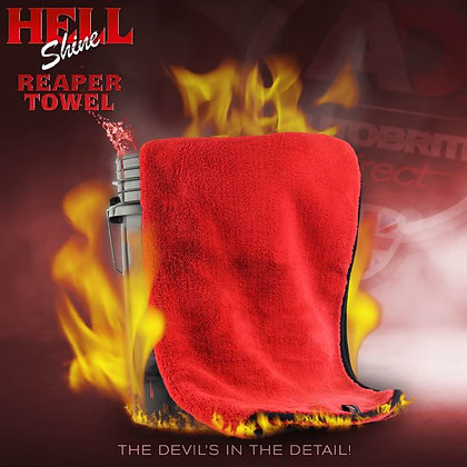 Hellshine - The Reaper - Super Plush Drying Towel