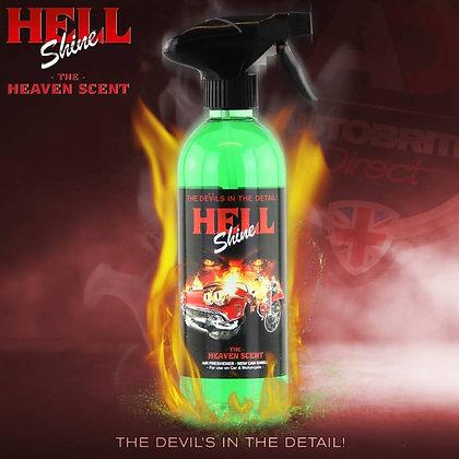 HELLSHINE: Heaven Scent