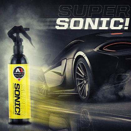 SuperSonic - Nano Hybrid Si02 Paint Coating