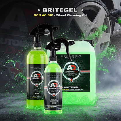 BriteGel Safe Wheel Cleaning Gel