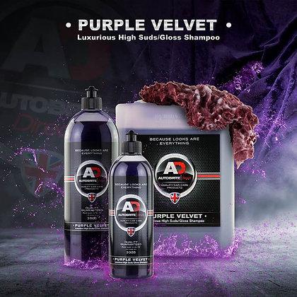 Purple Velvet - Luxurious High Gloss/Suds Shampoo 500ml