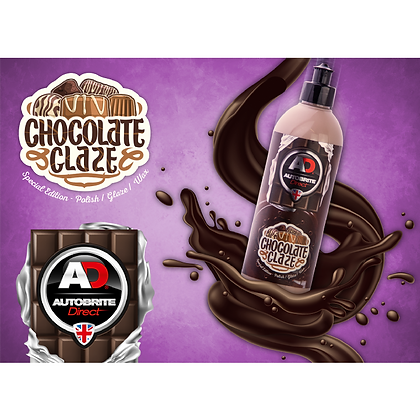 Chocolate Glaze - SPECIAL EDITION - All-In-One Paint Polish, Protectant, Glaze &