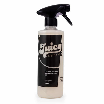 Leather Cleaner 2 in 1