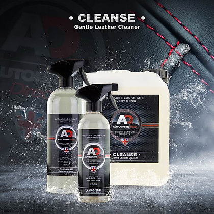 CLEANSE – GENTLE LEATHER CLEANER