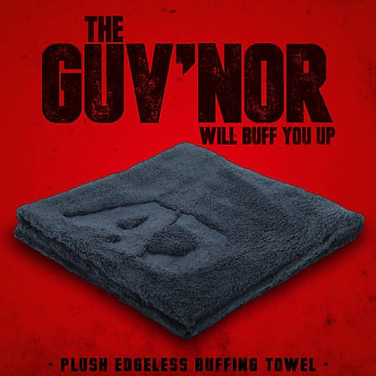 The Guv'nor - Plush, Edgeless Buffing Towel