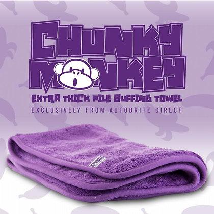Chunky Monkey Extra Plush Buffing Towel 1300GSM
