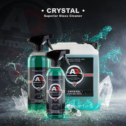 Crystal Superior Glass Cleaner