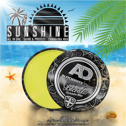 Sunshine - Blendz Car Wax - ALL IN ONE - SHINE & PROTECT - CARNAUBA WAX