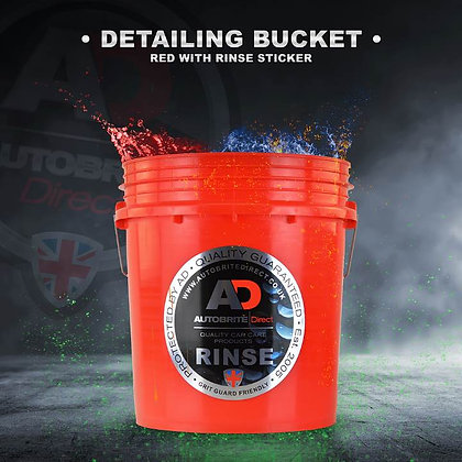 Autobrite Direct - Heavy Duty Detailing Pro Bucket