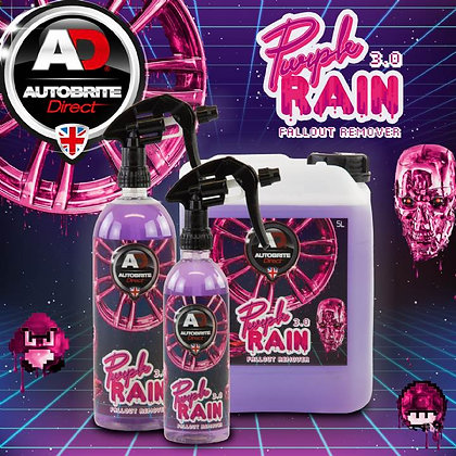 Purple Rain 3.0 - Gel Based Fallout Remover