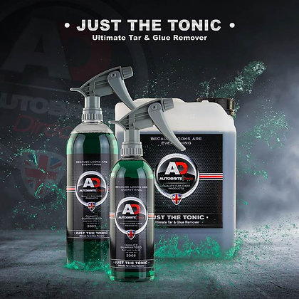 Just The Tonic - Tar & Glue Remover