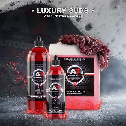 Luxury Suds - Concentrated Wash & Wax Car Shampoo
