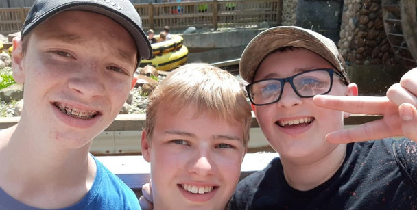 Confirmation Trip Adventureland 2