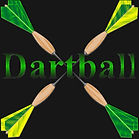 green_and_gold_dartball_darts_t_shirt-rb