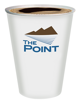Point Market Coffee Cup