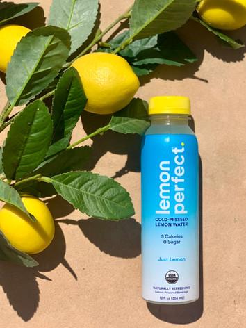 Lemon Perfect Drink