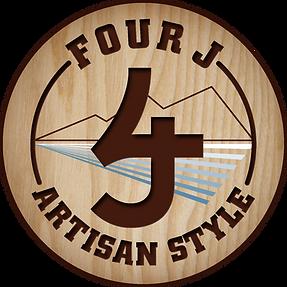 4J Jerky Logo