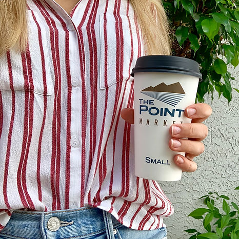 Point Market Bean to Cup Coffee