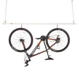 White Roo Rack - Bike holding one bike