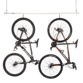 White Roo Rack - Bike holding two bikes