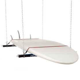 Black Roo Rack - Single holding SUP