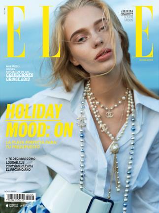 Carlos Victimo - Elle Magazine