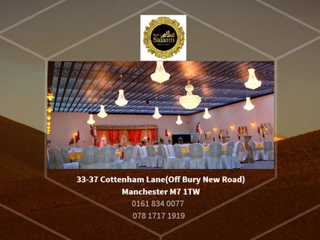 Baab-e-Salaam Banqueting Hall
