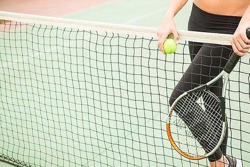Сетка большой теннис 1.07мХ12.08м, ПП40х40х5.0х4
