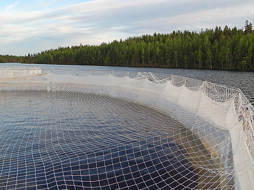 Садок для разведения рыбы (сетная камера) 16х6