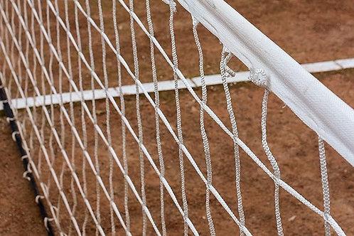 Сетка большой теннис 1.07мХ12.08 м, ПП40х40х2.8х4