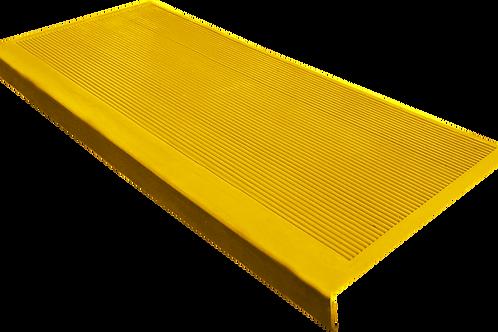 Противоскользящие накладки на ступени желтый