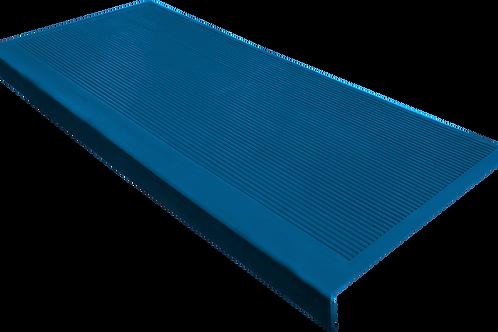 Противоскользящие накладки на ступени синий