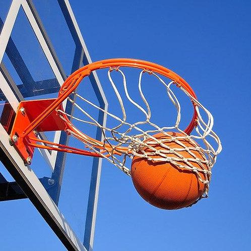 Сетка баскетбольная ПРОФИ ПА-6.0 (комплект 2 шт)