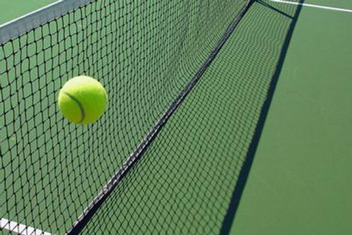 Сетка большой теннис 1.07мХ12.08м, ПП40х40х3.5х4