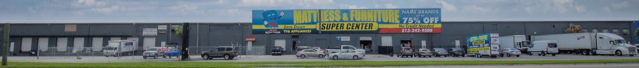 picture of Mattress and Furniture Super Center (exterior) 2719 E. Adamo Dr., Tampa, FL 33605