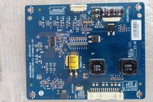 LED driver 6917L-0119C 3PHCC20006C-H PCLF-D202 C REV 0.3